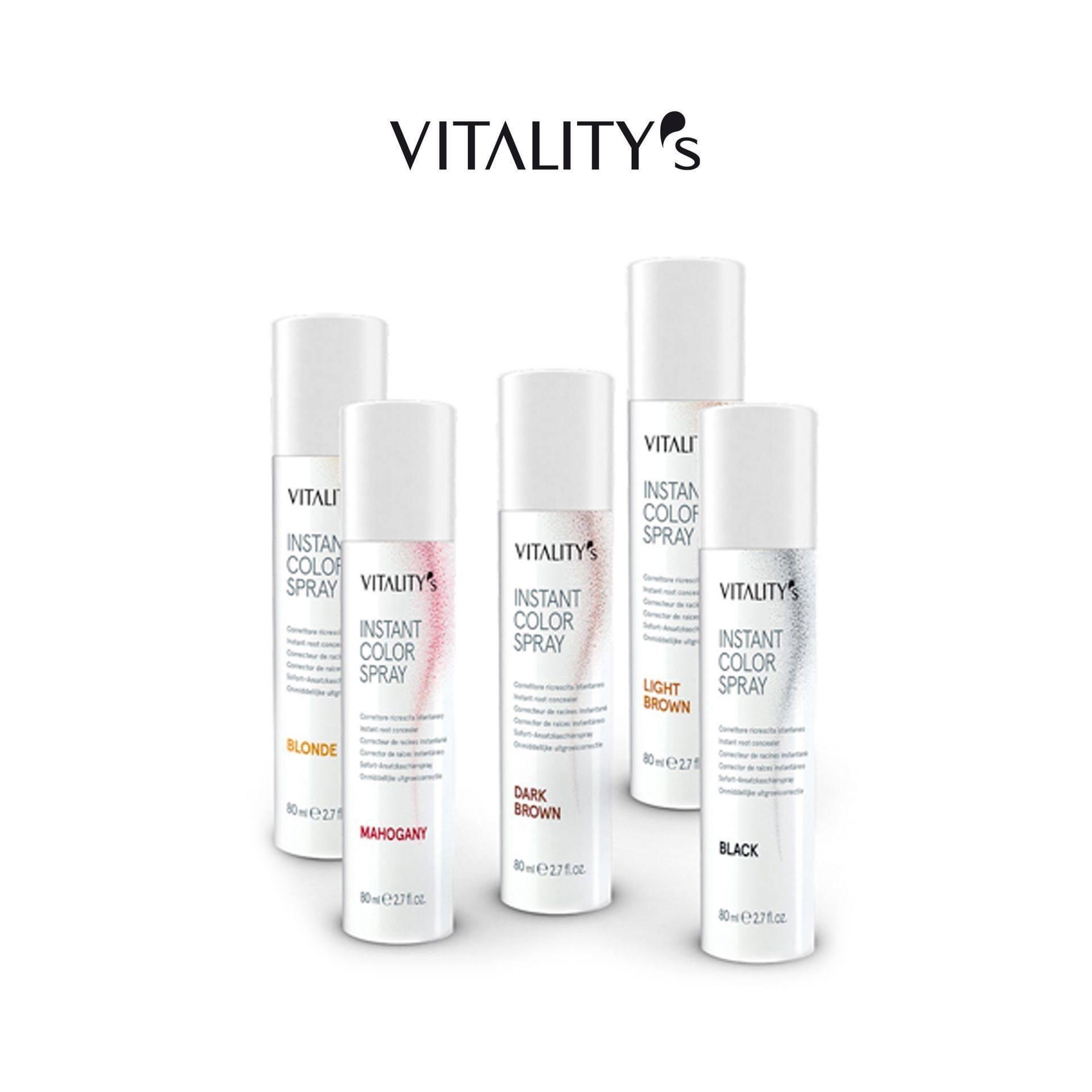 vitality's instant color spray
